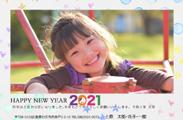 年賀状 テンプレート型番:N1-29